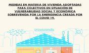 Ver imagen de MEDIDAS EN MATERIA DE VIVIENDA ADOPTADAS