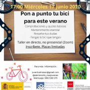 Pon a punto tu bici para este verano